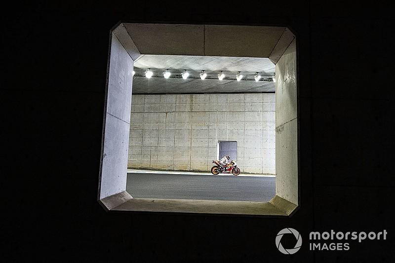 GALERI: Aksi sesi latihan MotoGP Jepang
