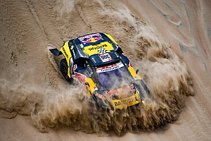 Dakar, Loeb: