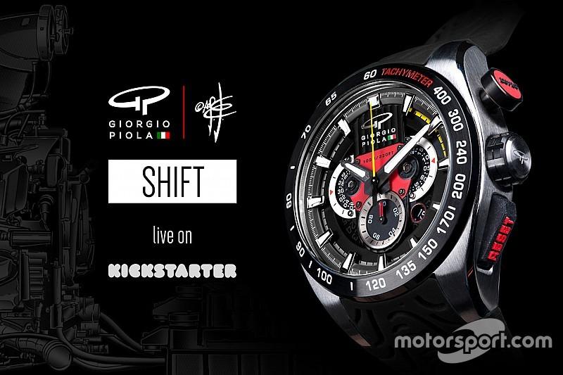 Ainda dá tempo para você adquirir um relógio da Coleção Piola SHIFT