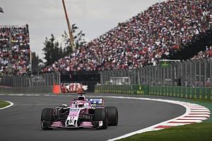 Перес злякався, що Гран Прі Мексики може зникнути «на десятиліття»