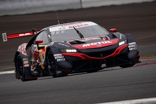 "Yokohama took ""backwards step"" for second Fuji race"