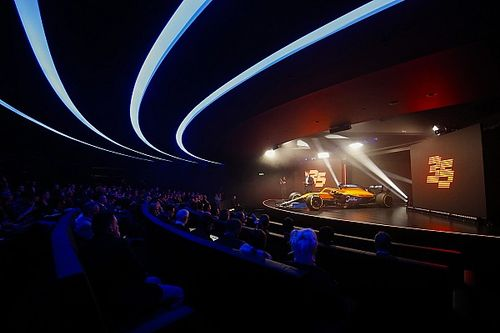 McLaren reveals launch date for 2021 F1 car