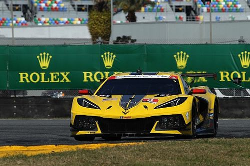 Corvette aces Gavin, Garcia relish unlikely Spa WEC partnership