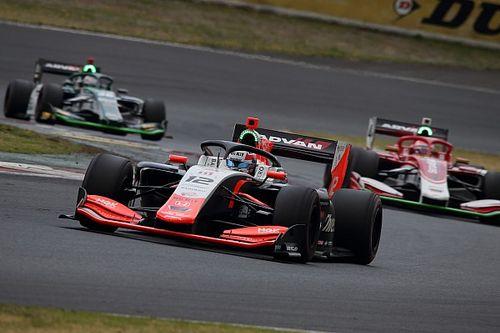 Calderon Kecewa Gagal di Ronde Pertama Super Formula