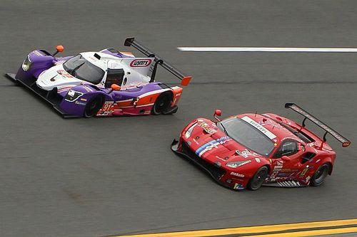 Daytona, allarme traffico: LMP3 più lente delle GTLM!
