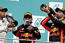 A győzelem íze: Verstappen, Hamilton és Ricciardo