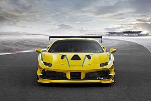General Motorsport.com news First Ferrari confirmed for Autosport International 2018