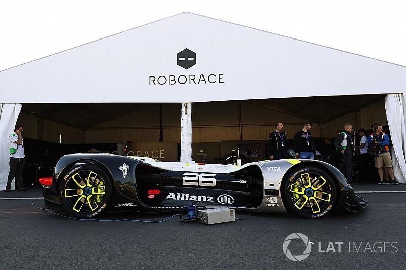 Roborace estará presente en el Autosport International