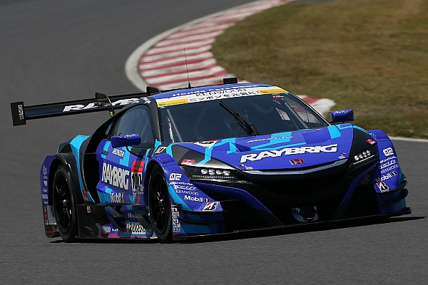 Super GT Qualifying report Autopolis Super GT: Yamamoto takes Honda's second pole of the season