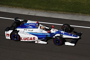 IndyCar Practice report Indy 500: Howard teratas. Alonso P4 di hari keempat latihan