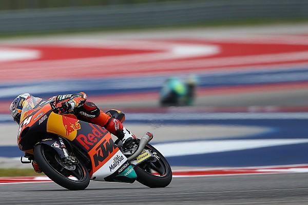 Bendsneyder blij met tiende startplaats voor Amerikaanse GP