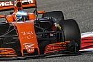 McLaren'ın 2018 aracı çarpışma testini geçti