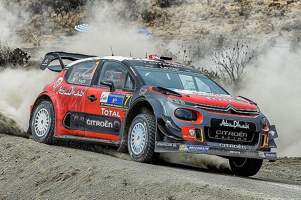 WRC Ultime notizie Citroen modifica l'impianto di lubrificazione dopo il guasto della Corsica