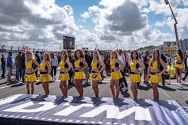 DTM Últimas notícias Grid Girls chamam atenção no fim de semana na Holanda