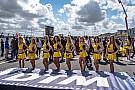 Grid Girls chamam atenção no fim de semana na Holanda
