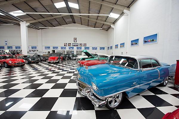 В гараже Пике. Как выглядит коллекция машин бразильского чемпиона