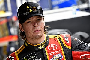 NASCAR Cup Breaking news Erik Jones comes one position short of first Cup win at Bristol