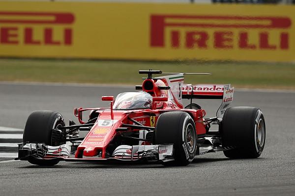 Formel 1: Ferrari-Pilot Sebastian Vettel testet Cockpitschutz Shield