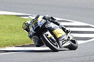 Moto2 Interview Lüthi hors du podium à Silverstone, mais