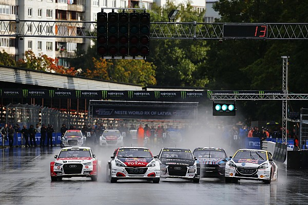 World Rallycross Actualités Le Rallycross mondial vers le tout électrique en 2020