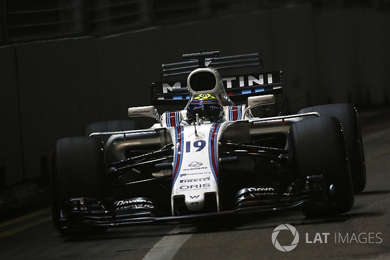 """Massa: """"Williams mijn enige optie voor 2018"""""""
