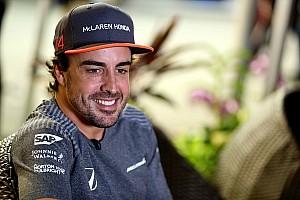 Formel 1 News Zukunft von Fernando Alonso: Nach F1-Rennen in Suzuka soll Klarheit herrschen