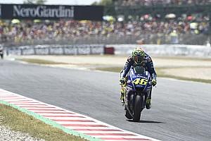 MotoGP Últimas notícias Rossi utiliza novo chassi da Yamaha no GP da Holanda