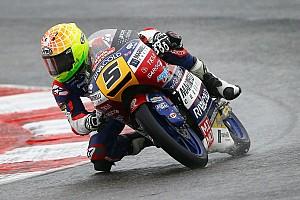 Moto3 Gara Fenati domina una gara ad eliminazione sotto il diluvio di Misano