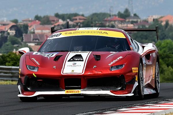 Ferrari Ferrari Challenge Europe: a Silverstone vincono Di Amato, Froggatt e Hassid