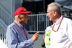 Formula 1 Breaking news Lauda taunts Marko for rushing Verstappen's Red Bull F1 deal