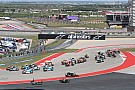 Moto2 Manzi penalizzato per l'incidente al via di Austin con Simon