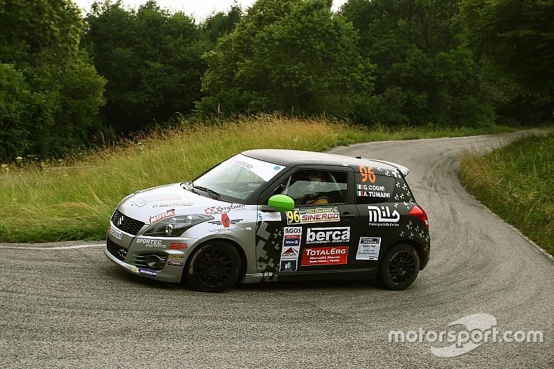 Suzuki Rally Cup alla prova del Rally del Friuli e Venezia Giulia