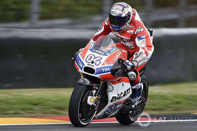【MotoGP】チェコ初日:ドヴィツィオーゾ首位。2番手に0.4秒差つける