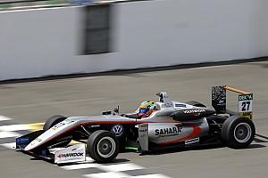 Євро Ф3 Репортаж з гонки Євро Ф3 у Норісрингу: тріумф Дарували і провал Шумахера