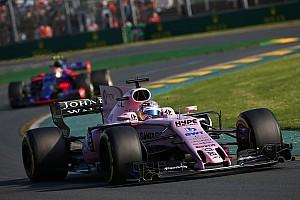 Formula 1 Intervista Pérez e Ocon portano le Force India a punti con una bella rimonta
