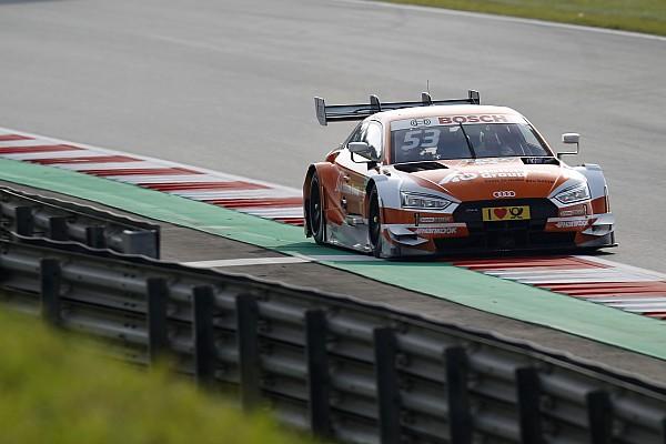 DTM Red Bull Ring DTM: Pole pozisyonu Green'in, Ekström geride kaldı