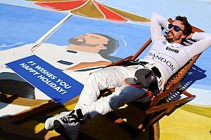 Alonso: 2018'deki şampiyonluk savaşında olacağım!