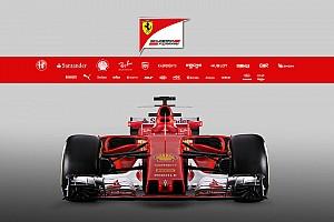 Formula 1 Son dakika Ferrari'nin 2017 F1 aracı SF70H tanıtıldı!