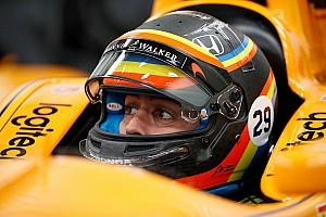 IndyCar Noticias de última hora Alonso revela cómo será su casco para las 500 Millas de Indianápolis
