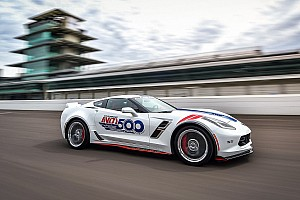 Automotive Breaking news Corvette Grand Sport named 2017 Indy 500 pace car