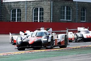 WEC BRÉKING Izgalmas befutóval aratott kettős győzelmet a Toyota Spában