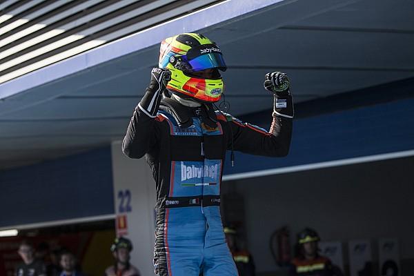 GP3 Важливі новини Лоранді перейшов до Trident перед своїм другим сезоном у GP3
