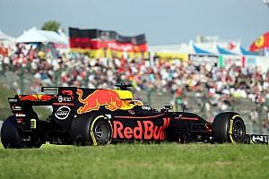 Formule 1 Nieuws Horner zegt dat Verstappen dicht bij derde Formule 1-zege was
