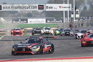 Blancpain Sprint Race report Buhk and Perera complete Misano Blancpain sweep