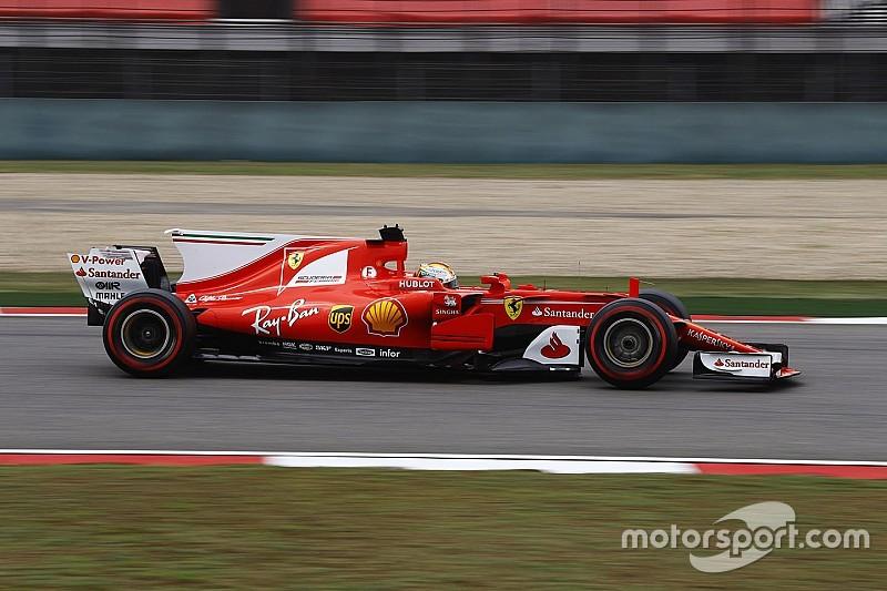 Гран Прі Китаю: дубль Ferrari у ключовій практиці