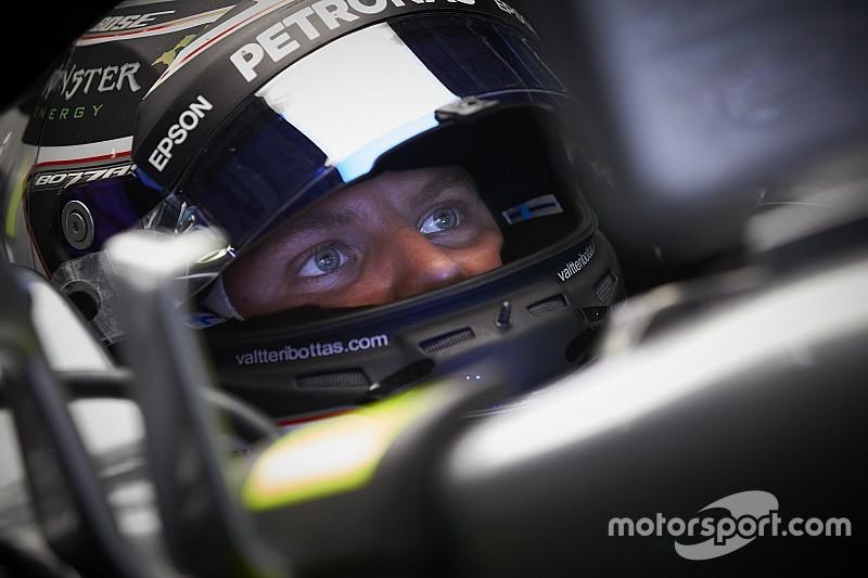 """Bottas necesita """"analizar y olvidar"""" el GP de China, dice Mercedes"""