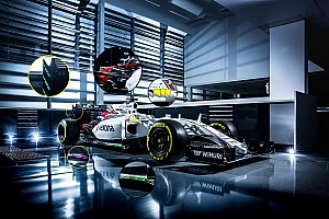 Formula 1 Interview Williams Mercedes FW38 reveal: An interview with Pat Symonds