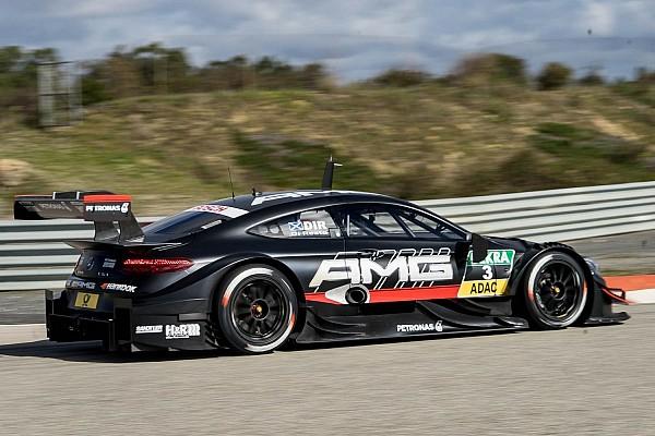 DTM В Mercedes разочарованы тестами на Монтебланко