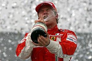 Videón: Kimi Raikkönen 10 legjobb pillanata a Ferrarival