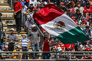Формула 1 Livefeed Текстова трансляція гонки Гран Прі Мексики
